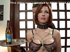 Mega-bitch Veronica Avluv - Slaving and BDSM