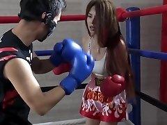 Chinese Cruel Mixed Boxing Ryona