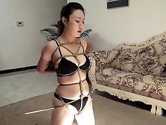 Chinese rope bondage