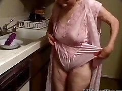 Granny Enjoying Having Interracial Sex black ebony cumshots ebony gulp interracial african ghetto bbc
