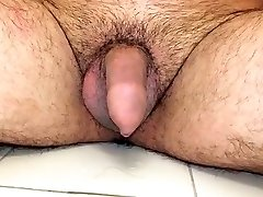 Trying truly hard not to urinate - Nude Pee Holding Sesh #4