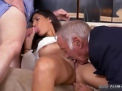 Old milf fuck and senior man femdom Going