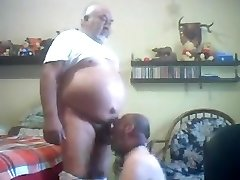 Elder chubby fuck great ! 2