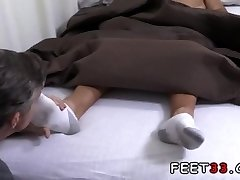 Gay twinks muscle gams Tommy Gets Worshiped In His Sleep