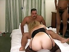Hot Mustache Dad-Bear in a gang bang