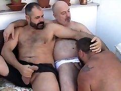 Cub threesome