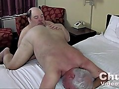 Mature Man Romp