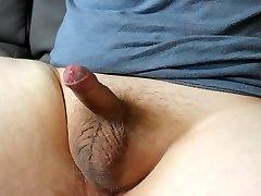 Youthful Gay boy faps and cums hard!