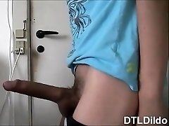 Danish Teenager Boy Loves Dildo = DTLDildo Gay 9