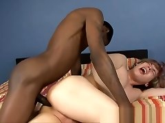 Dereck Reese Makes A Ebony Guy Cum