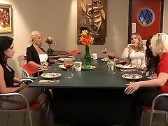 Fabulous pornstars April Oneil and Kagney Linn Karter in finest fake penises/toys, public fucky-fucky video