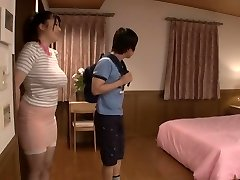 Exotic Japanese model in Ultra-kinky Nipples, Threesome JAV movie