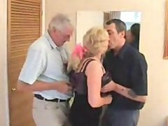 The Swinger Mature Couple With A Homie