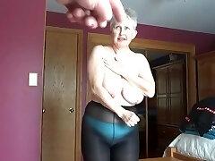 Astonishing porn video Mature amateur flash