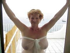Mature and elderly decent women like sex, too