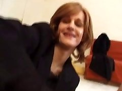 Fucking a French Transsexual Operated