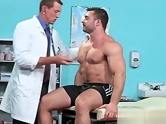 Big Boy Jock Fucked By Big Dick Muscle Otter Dad Doctor
