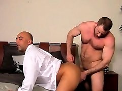 Nude studs The daddies crush it off with some real naughty prick