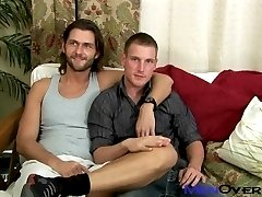 long haired czech stud with a 22 year old hottie