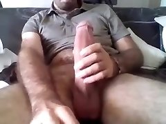 Str8 big father on cam