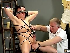 Roped Up And Fapped Off