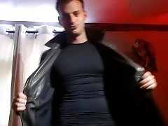 POPPERS Superslut FOR LEATHER DADDY - TRAINING