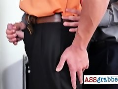 Horny tall Bear bottoms for BIG-DICKED top perv