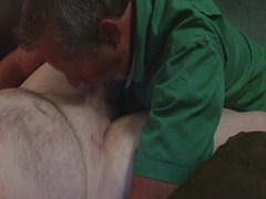 Straight Guy Gets His Cum Swallowed Part 2