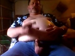 Watch Fat Cigar Daddy Cum