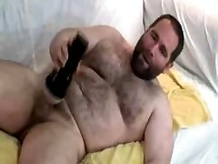 Beefy Bear John X: Cock Teasing Cum Sucking Anal Breeding Pig Sex POV Fantasy Solo