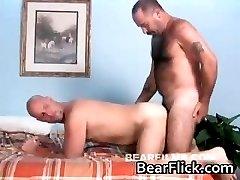 Nasty bear dudes Garrett Devlin and Hank part1