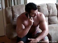 Frank Defeo Huge muscle porn star