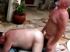 Gay bears hammering their fat asses part4