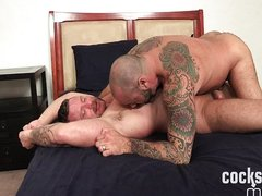 daddies playing with each other hot !!!