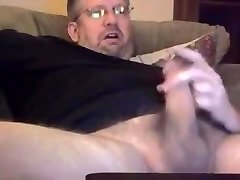 Str8 over 50 on web camera