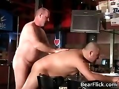 In the club fucking gay bear porn video part3