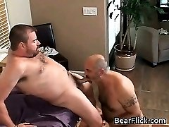 Cameron Stuart and Beary Rubs in a gay part2