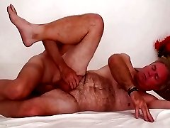 Daddy fucks a married man