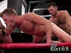 Dt gay sex videos young guys hard-core Toned and scruffy