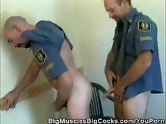 Cock Lovin Wolf Cops