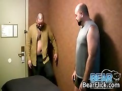 Gay bear kinky massage with Buck Reams part3
