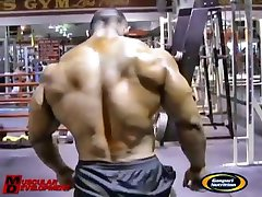 bodybuilder workout