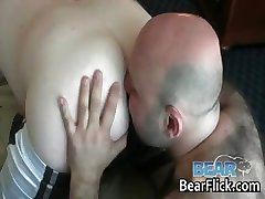 Don James and DJ Stone big gay bears part2