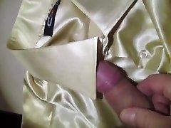 Glistening Shirt Gold Wichsen