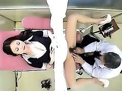 Γυναικολόγος Εξέταση Spycam Σκάνδαλο 2