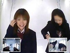 Zipang5224 pirmizrādi VIP konfiscēja sērija! Slēgta ardievas formas tērpu meitenes photo booth Slēptās Kameras Tilpuma.11