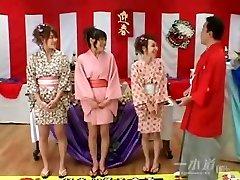 kvailas japonų šou-PACKMANS