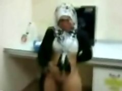 Fat Ass indonesian Maid Get Fucked Hard