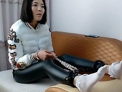 NorthEase Asian Model Bondage 02 lusty maid