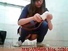 Kinijos viešojo tualeto voyeur1-10-1